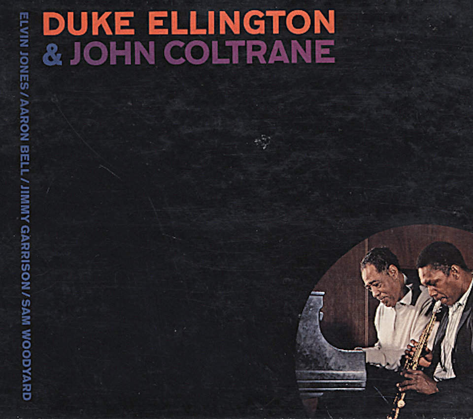 Duke Ellington & John Coltrane CD