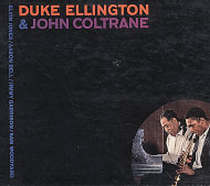 Duke Ellington & John Coltrane CD