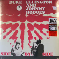 "Duke Ellington / Johnny Hodges Vinyl 12"" (New)"