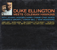 Duke Ellington Meets Coleman Hawkins CD