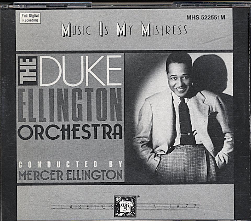 Duke Ellington Orchestra CD