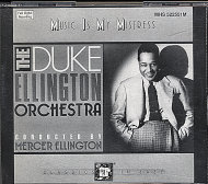 Duke Ellington Orchestra CD