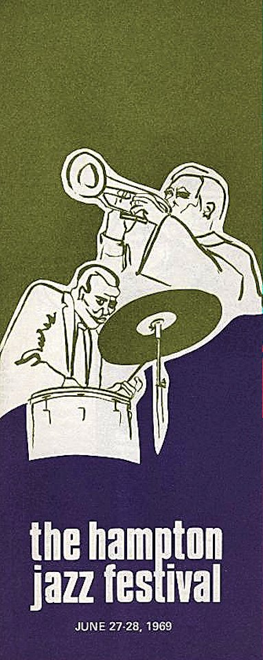 Duke Ellington Orchestra Program