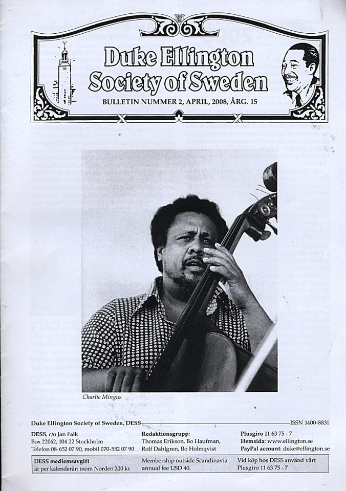 Duke Ellington Society of Sweden