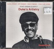 Duke Jordan Quartet CD
