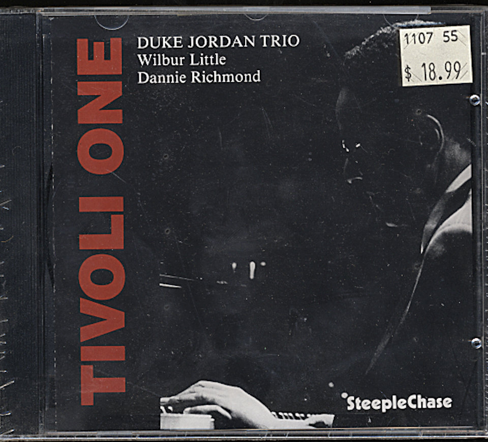 Duke Jordan Trio CD