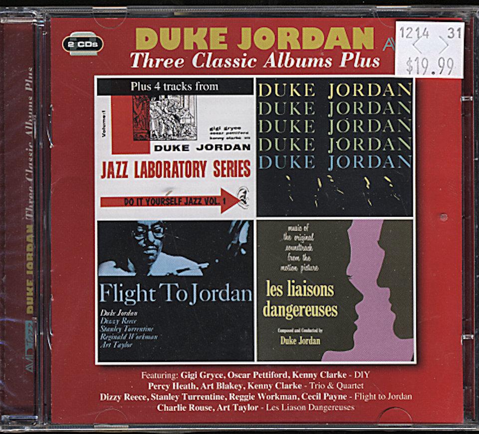 Duke Jordan CD