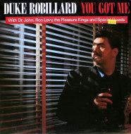 "Duke Robillard Vinyl 12"" (Used)"