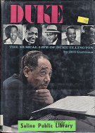 Duke: The Musical Life of Duke Ellington Book