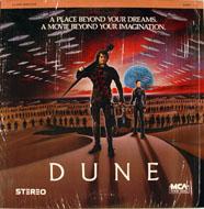 Dune Laserdisc
