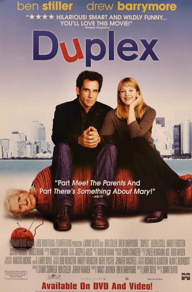 Duplex Poster