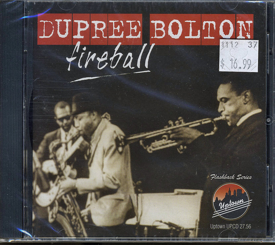 Dupree Bolton CD