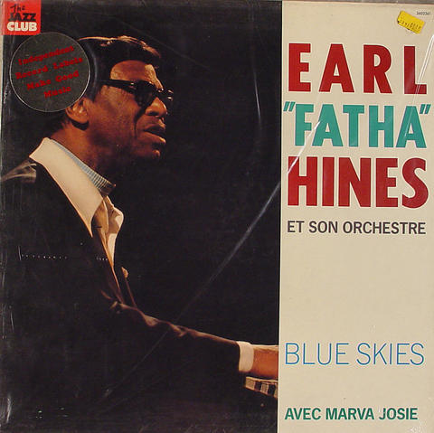 "Earl ""Fatha"" Hines Et Son Orchestre Vinyl 12"" (Used)"