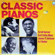 "Earl Garner / Earl ""Fatha"" Hines / James P. Johnson / Art Hodes Vinyl 12"" (New)"