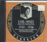 Earl Hines And His Orchestra CD