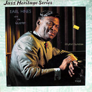"""Earl Hines And His Quartet Vinyl 12"""" (Used)"""
