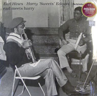 "Earl Hines / Harry ""Sweets"" Edison Vinyl 12"" (New)"
