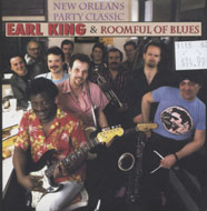 Earl King & Roomful of Blues CD