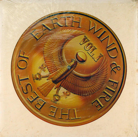 "Earth, Wind & Fire Vinyl 12"" (New)"