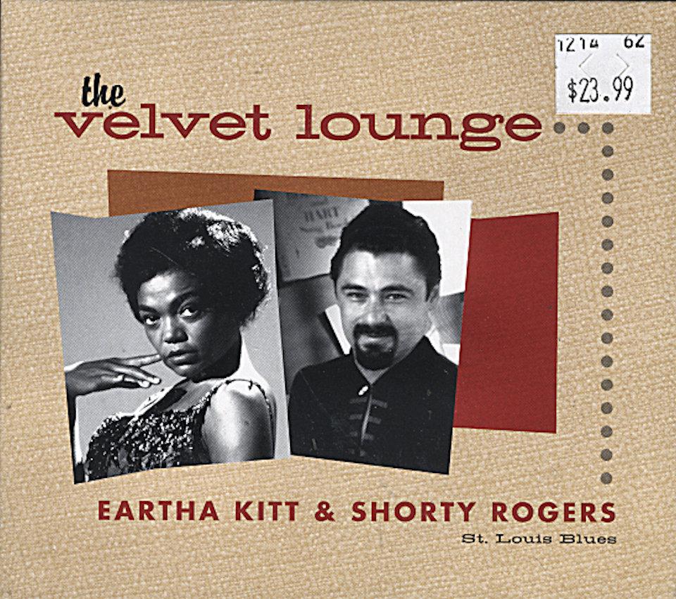 Eartha Kitt & Shorty Rogers CD