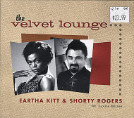 Eartha Kitt & Shorty Rogers CD