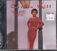 Eartha Kitt CD