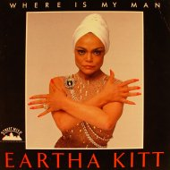 "Eartha Kitt Vinyl 12"" (Used)"