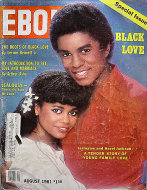 Ebony Aug 1,1981 Magazine