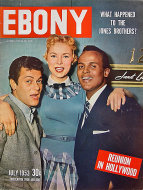Ebony Jul 1,1953 Magazine