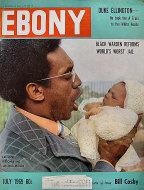 Ebony Jul 1,1969 Magazine