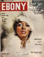 Ebony Magazine October 1975 Magazine