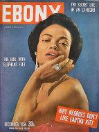 Ebony Vol. X No. 2 Magazine
