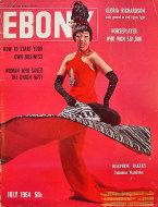 Ebony Vol. XIX No. 9 Magazine