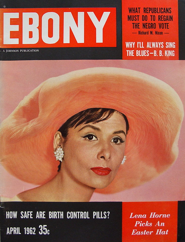Ebony Vol. XVII No. 6