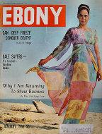 Ebony Vol. XXI No. 3 Magazine