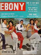 Ebony Vol. XXII No. 12 Magazine
