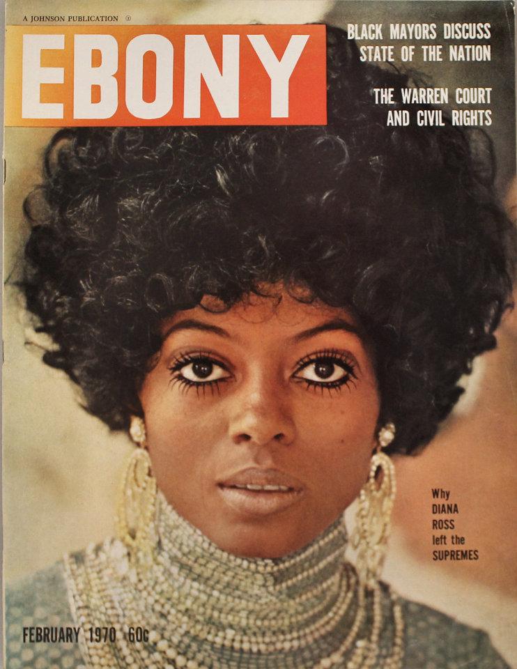 Ebony Vol. XXV No. 4