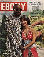 Ebony Vol. XXVIII No. 12 Magazine