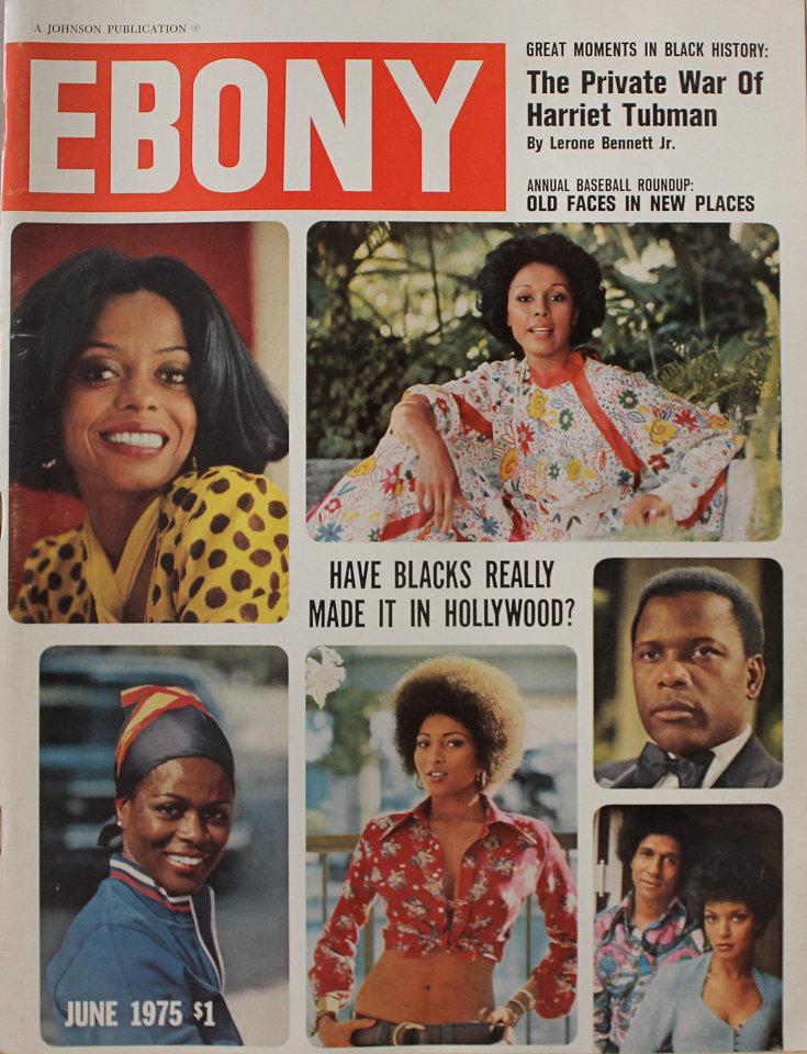 Ebony Vol. XXX No. 8