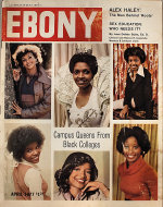 Ebony Vol. XXXII No. 6 Magazine