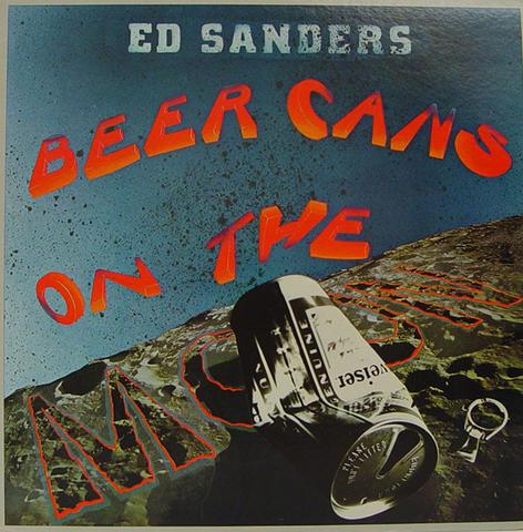 """Ed Sanders Vinyl 12"""" (Used)"""