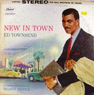 """Ed Townsend Vinyl 12"""" (Used)"""