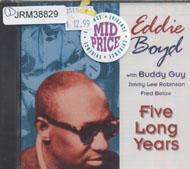 Eddie Boyd CD