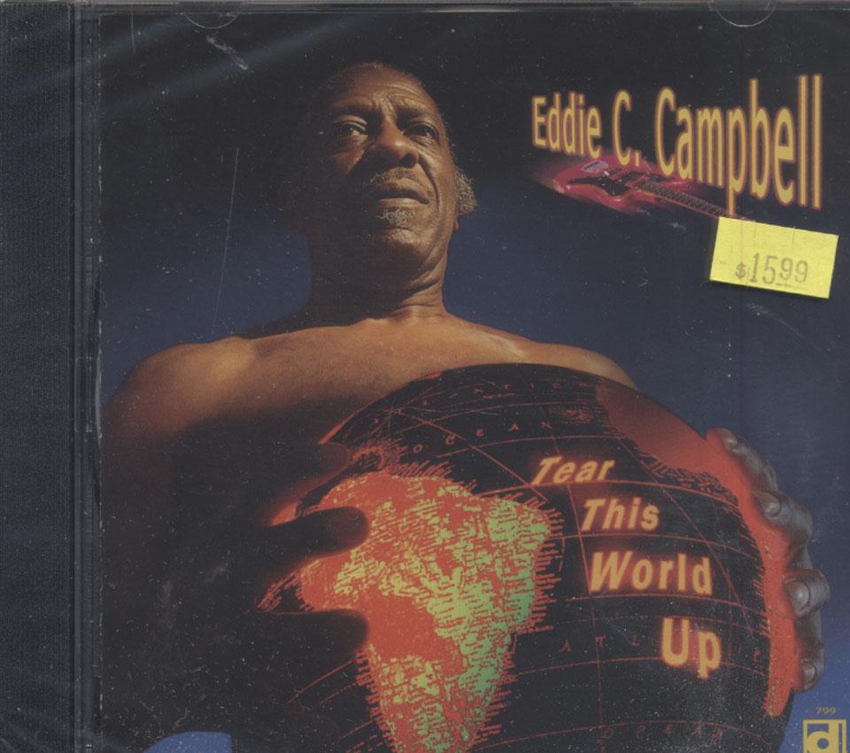 Eddie C. Campbell CD