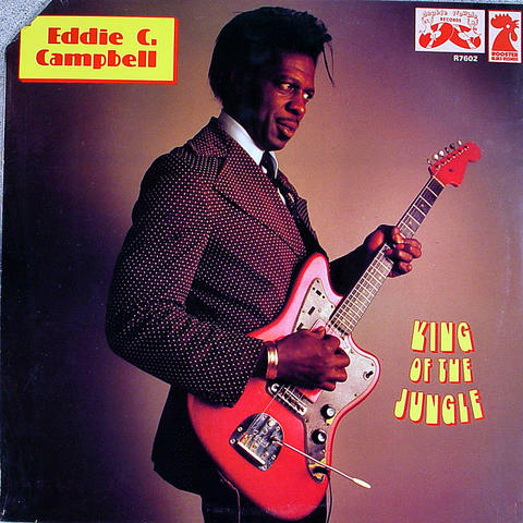 "Eddie C. Campbell Vinyl 12"" (New)"