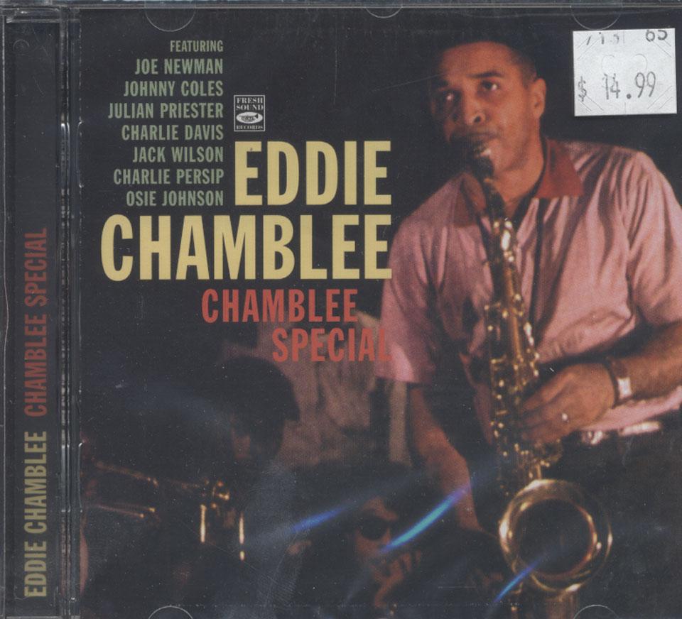 Eddie Chamblee CD