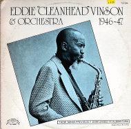 "Eddie ""Cleanhead"" Vinson & Orchestra Vinyl 12"" (Used)"