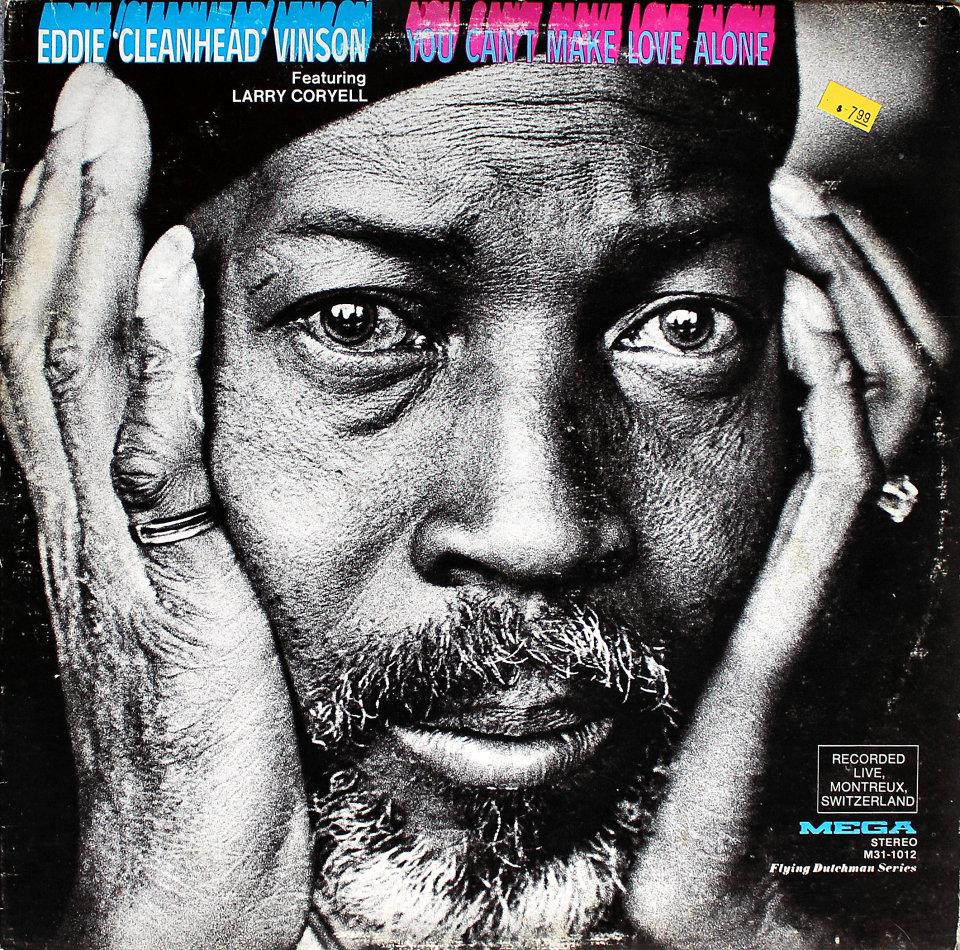 "Eddie ""Cleanhead"" Vinson Vinyl 12"" (Used)"