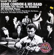 "Eddie Condon & His Band Vinyl 12"" (Used)"