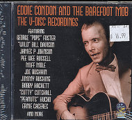 Eddie Condon and the Barefoot Mob CD
